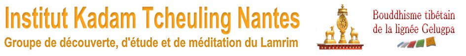 Institut Bouddhiste Kadam Tcheuling Nantes